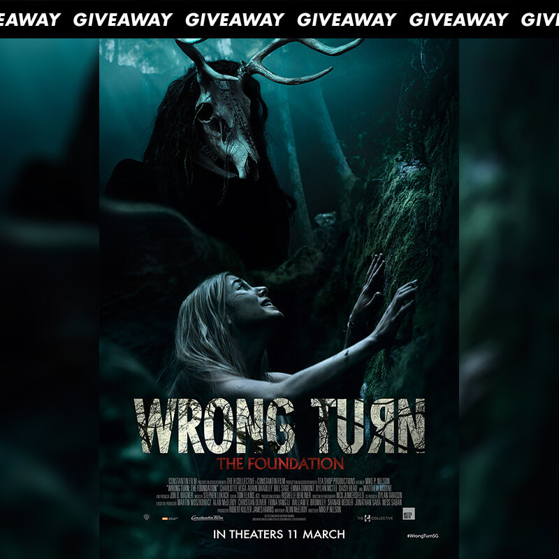 Win Complimentary Passes to Horror Film WRONG TURN