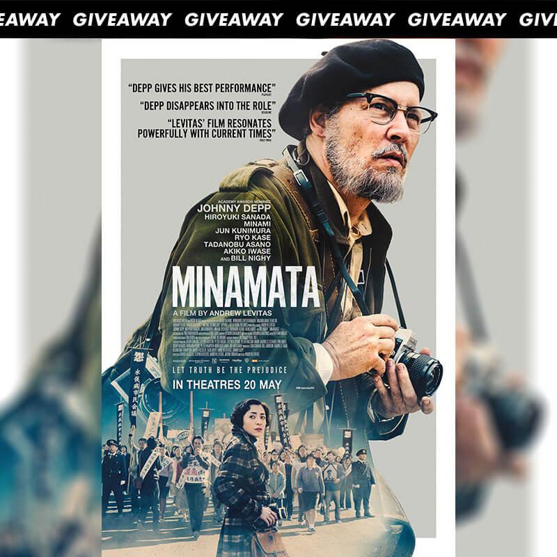 Win Premiere Tickets To Johnny Depp Drama MINAMATA