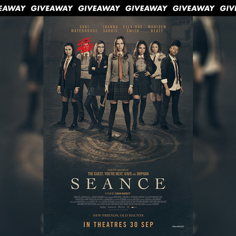 Win Complimentary Passes to Horror Film SEANCE