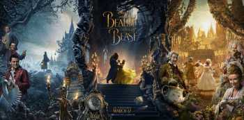 Magical Posters For Beauty And The Beast Revealed