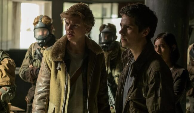 Now Showing: 'Maze Runner: The Death Cure' - Fans Around The World React