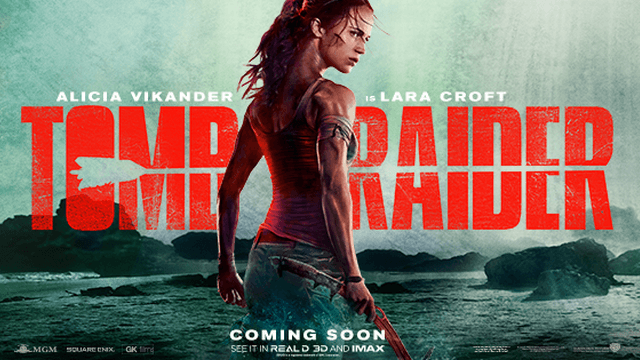 [CLOSED] Win 3D Preview Tickets To Highly-Anticipated Action Adventure 'Tomb Raider'