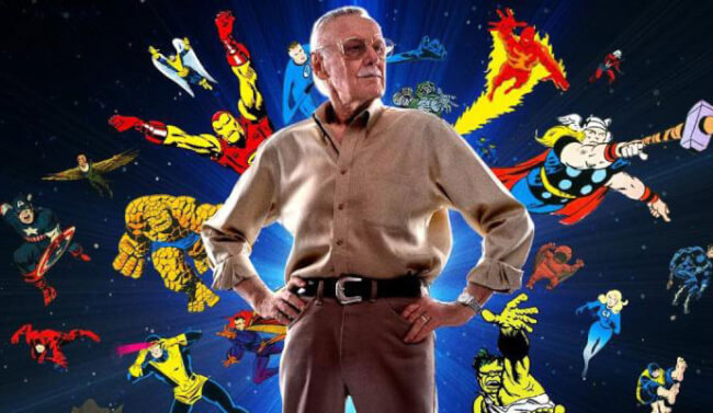 Only A Marvel Expert Will Score 15/18 On This Stan Lee Quiz!