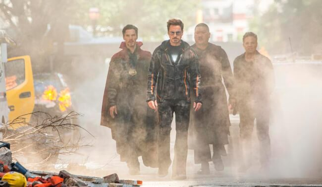 The Amount Of Money 'Avengers: Infinity War' Scored Over The Weekend Will Shock You!