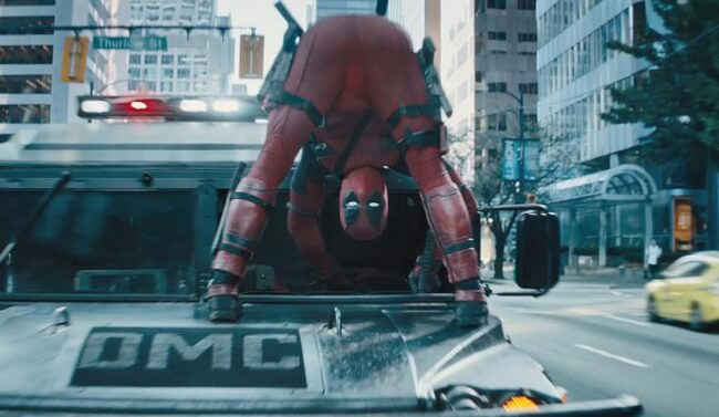 Maximum Effort! 'Deadpool 2' Has Set A New Opening Weekend Record