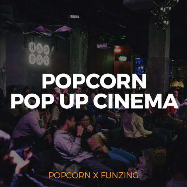 Popcorn Pop Up Cinema Brings The Best Movies To Your Favourite Hangouts!