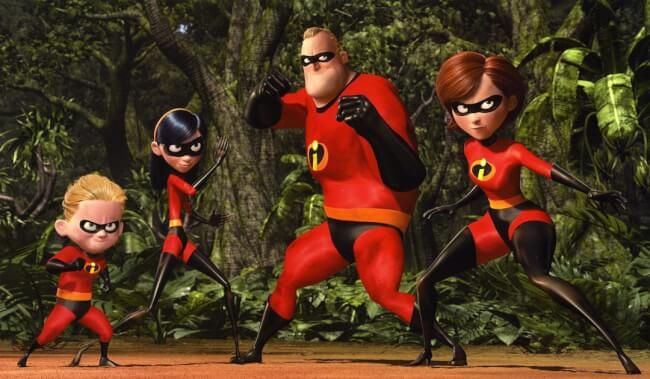 10 Things That Happened The Last Time 'The Incredibles' Was In Cinemas