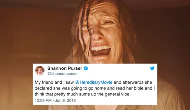 'Hereditary' Early Reactions: We Have Proof This Movie Might Actually Scare You To Death!