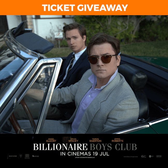 [CLOSED] Win Premiere Passes To Incredible True Crime Story 'Billionaire Boys Club'