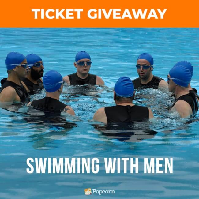 [CLOSED] Win Preview Tickets To Hilarious Sports Comedy 'Swimming With Men'