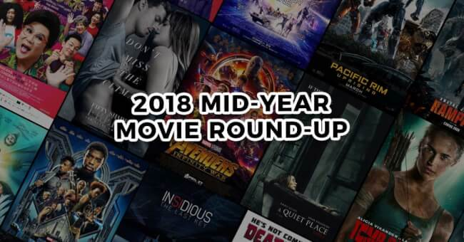 Here's What Singaporean Movie Lovers Thought About 2018 Movies So Far