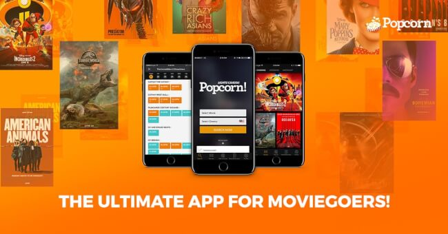 The Ultimate App For Moviegoers: GSC, TGV and MBO showtimes in one app!