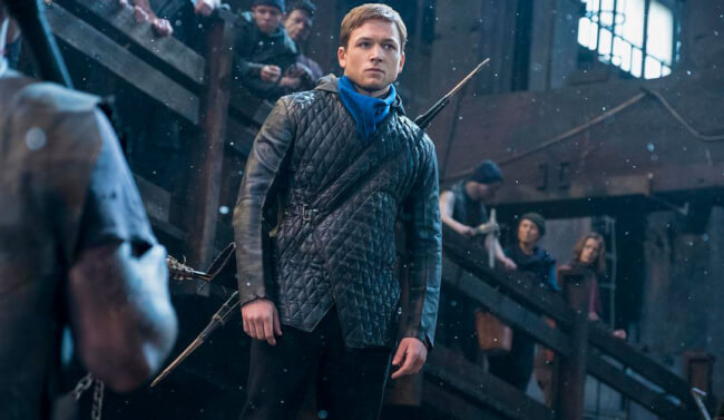 New Adrenaline-Fuelled 'Robin Hood' Trailer Will Inspire You To Take Up Archery