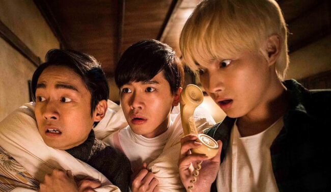 'Secrets In The Hot Spring' Review: Taiwanese Horror Comedy Delivers Scary Fun