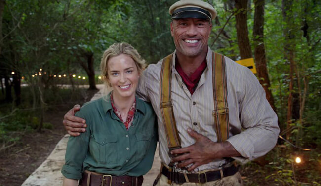 'Jungle Cruise' Announcement Trailer Welcomes You To The Adventure Of A Lifetime