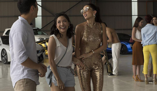 Here's Why 'Crazy Rich Asians' Creators Had To Turn Down A Massive Netflix Deal