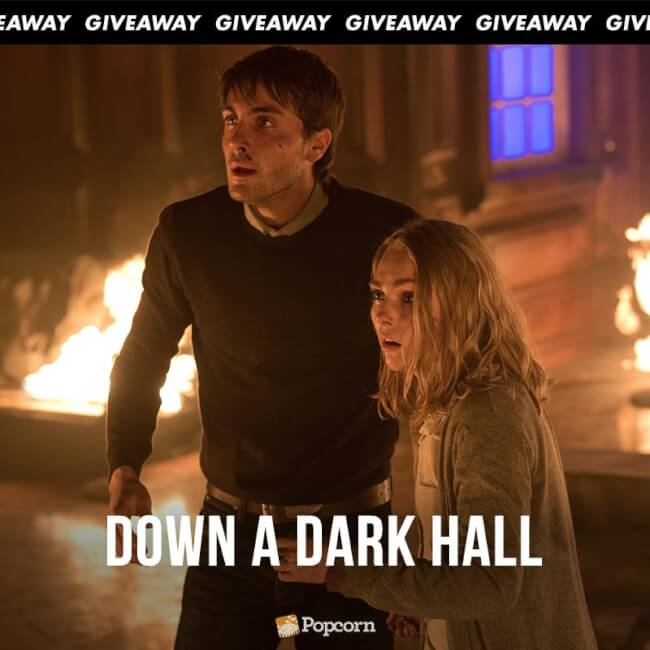 [CLOSED] Win Premiere Tickets To Supernatural Thriller 'Down A Dark Hall'