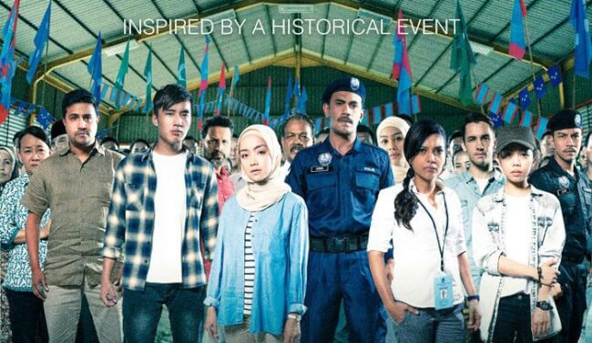 Inspired by #GE14, The Trailer to RISE: Ini Kalilah; Has Netizens Pumped