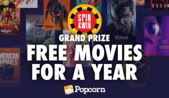 Winner Announcement: Here's The Lucky Winner Who Have Won A Year Of Free Movies!