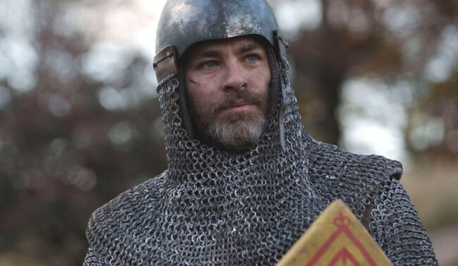 Chris Pine's Scruffy Beard Is Out For Revenge In The First Trailer For Netflix's 'Outlaw King'