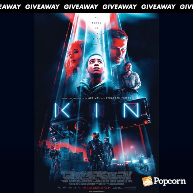 [CLOSED] Win Premiere Tickets To Sci-Fi Thriller 'Kin'