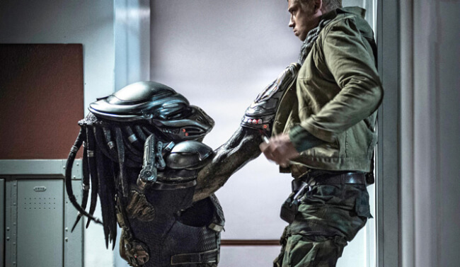 Humanity Isn't Ready For The Insane Final Red Band Trailer For 'The Predator'