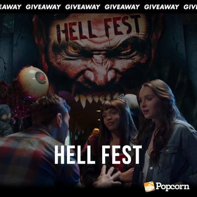 [CLOSED] Win Premiere Tickets To Horror Movie 'Hell Fest'