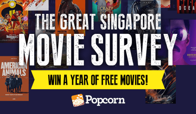 Lucky Draw Announcement: Congratulations To The Winner Of A Year Of Free Movies!