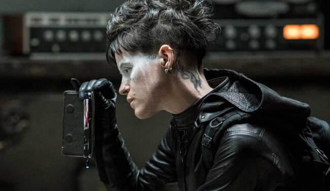 The New 'The Girl In The Spider's Web' Trailer Is The Definition Of Pure Intensity