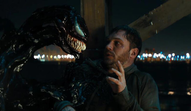 Action-Packed 'Venom' Clip Unleashes Carnage On A Helpless SWAT Team