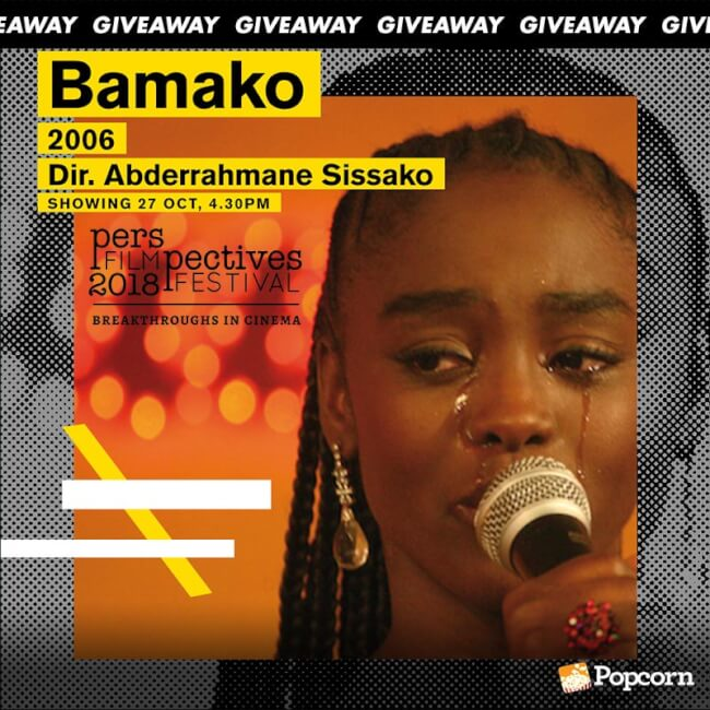 Win Tickets To French Political Drama 'Bamako'