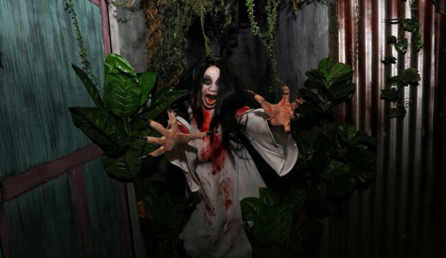 Halloween Horror Nights 8 – Brace Yourself For Infinite Fear!