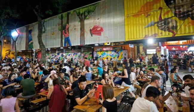 TGIF: Usher In The Weekend With A BBQ And Movie Screening At Timbre+!