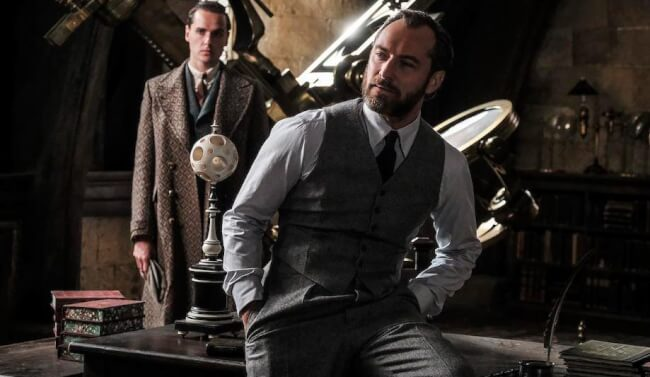 Accio Money: 'Fantastic Beasts: The Crimes Of Grindelwald' Apparates To The Top