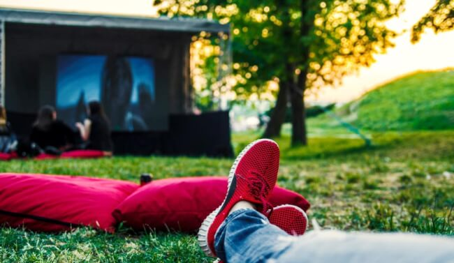 LOOP - Enjoy Free Outdoor Movies At Singapore's Largest Eco-Friendly Lifestyle Event!