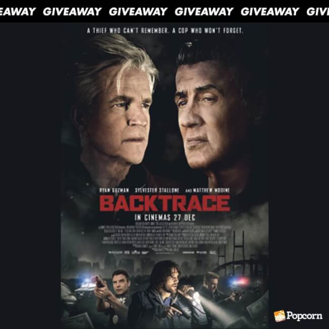 Win Premiere Tickets To Action Thriller 'Backtrace'