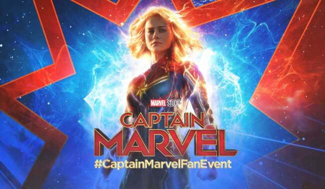 'Captain Marvel' Is Flying To Singapore; Here's How You Can Meet Marvel's Newest Hero!