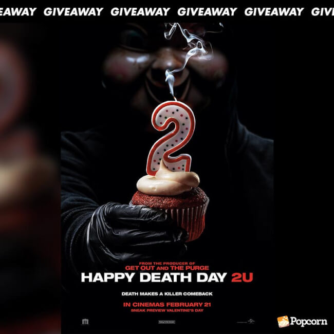 Win Premiere Tickets To Horror Thriller 'Happy Death Day 2U'!