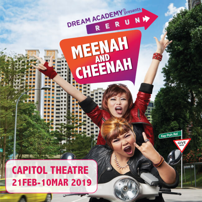 [Exclusive] Meenah And Cheenah - Laugh Out Loud To Singapore's Favourite Comedic Duo!