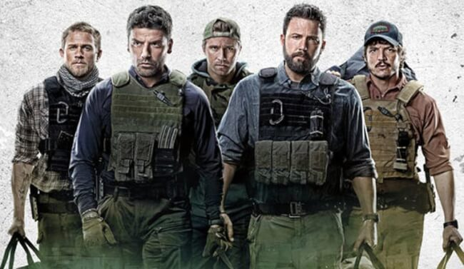 Here's How You Can Meet Ben Affleck And The Stars Of Netflix's 'Triple Frontier' This Friday!