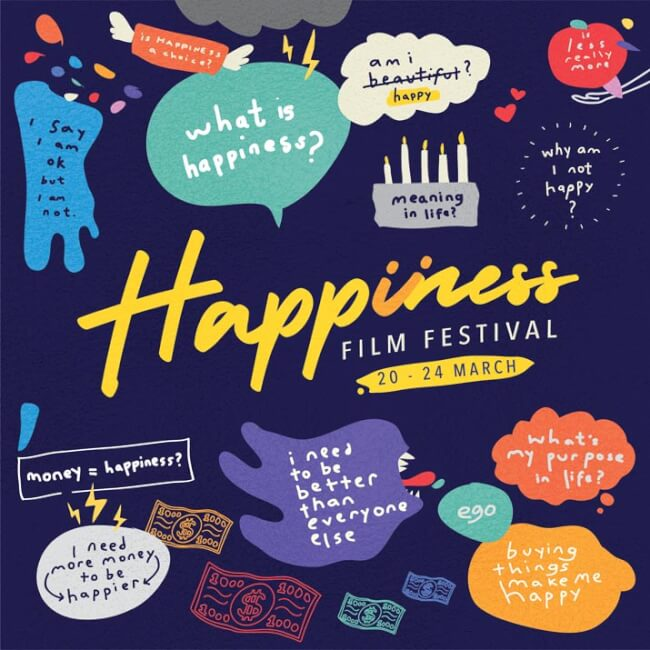 Don't Worry, Be Happy: The World's First Happiness Film Festival Is Here To Spark Joy!