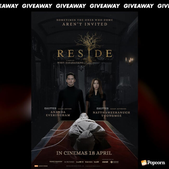 Win Complimentary Passes To Thai Horror 'Reside'