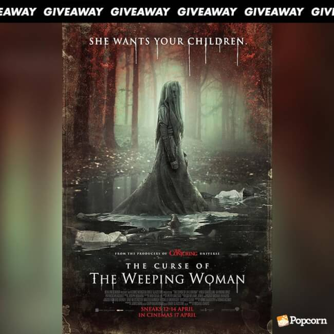 Win Preview Tickets To 'The Curse Of The Weeping Woman'