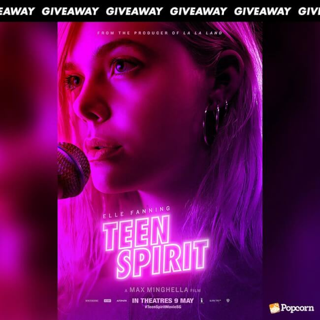 Win Preview Tickets To Musical Drama 'Teen Spirit'