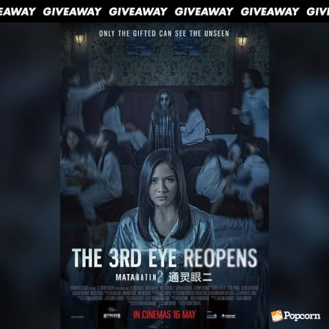 Win Complimentary Passes To 'The 3rd Eye Reopens'