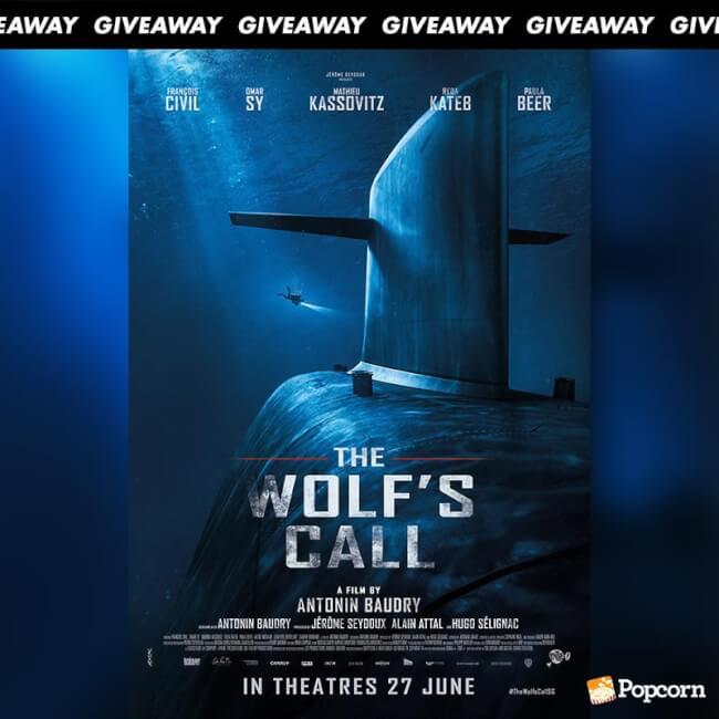 Win Preview Tickets To French Action Film 'The Wolf's Call'