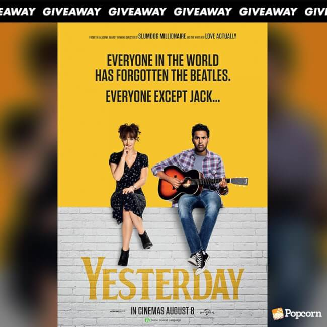 Win Premiere Tickets To Rock-N-Roll Comedy 'Yesterday'