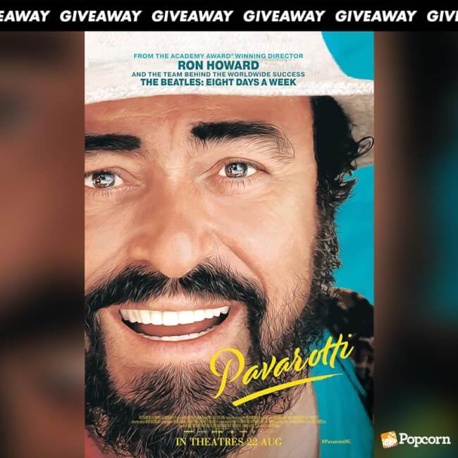 Win Preview Tickets to Music Biography 'Pavarotti'