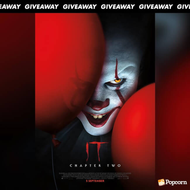 Win Preview Tickets To Horror 'IT Chapter Two'