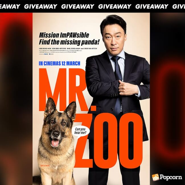 Win Complimentary Passes To Korean Comedy 'Mr Zoo: The Missing VIP'